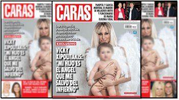 Los abogados del ex de Vicky Xipolitakis quisieron frenar la tapa de Caras y mandaron bozal legal a los medios
