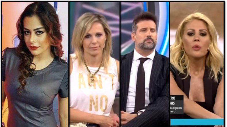 Larissa Riquelme aseguró: Voy a denunciar a Denise Dumas, Listorti y Barbie Simons