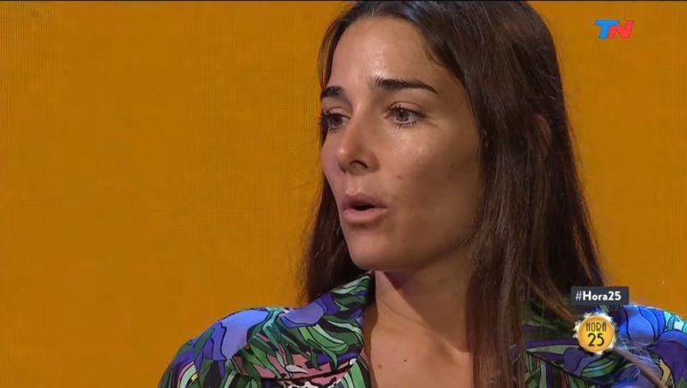 Juana Viale habló de la situación del país: Me duele mi país; yo voy a la Villa 1.11.14 y nadie se entera