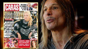 Caniggia le respondió a Mariana Nannis: Nadie está por morir ni debe ser salvado