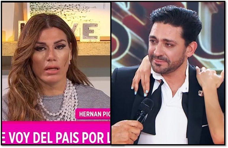 Flor de la V criticó la decisión que tomó  Piquín de irse del Súper Bailando: Se va en septiembre por el ego, para no pasar por un teléfono