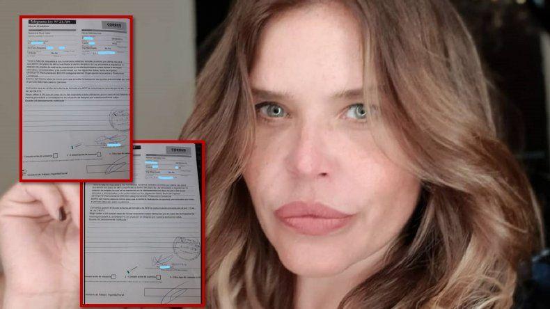 Escándalo: Una ex empleada denuncia e inicia acciones legales a Nazarena Vélez por una suma millonaria