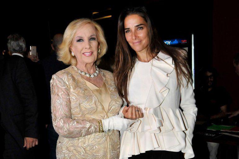 Juana Viale contó los secretos ocultos de Mirtha Legrand en su casa