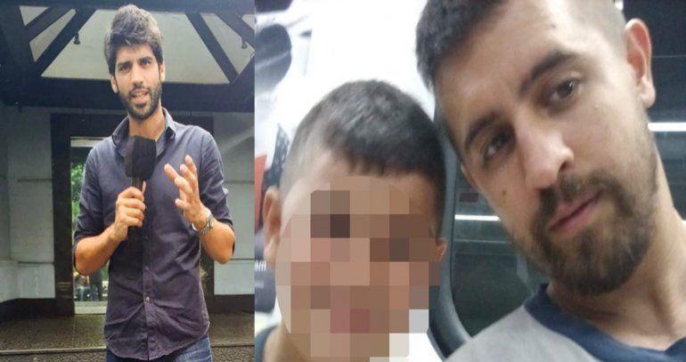 El duro testimonio de la madre de Santiago, el joven atropellado por Eugenio Veppo: Mi hijo está desfigurado