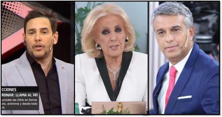 Lussich después del escándalo de Mirtha y Masaccesi: ¿Tiene que seguir en televisión Mirtha Legrand?, ¿Por qué está tan obsesionada con los homosexuales?