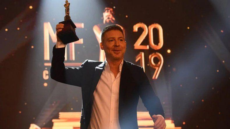 La lista completa de los ganadores de los Martín Fierro de cable: el Oro fue para Adrián Suar