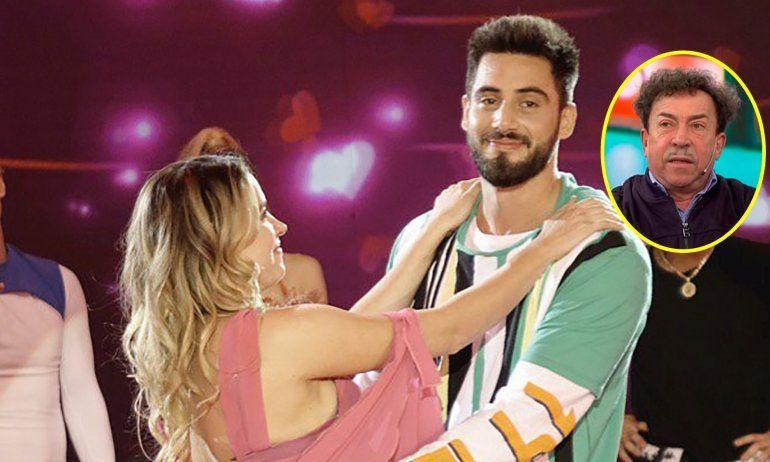 El enojo de Sofía Pachano con Nico Occhiato por un mensaje de rechazo, que provocó la furia de Aníbal
