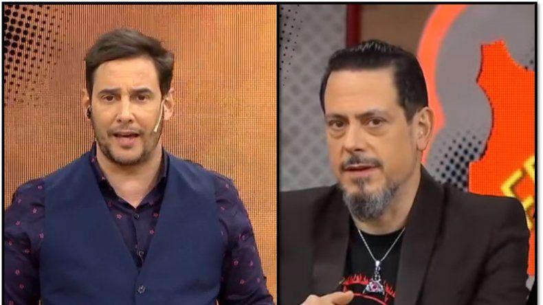 Rodrigo Lussich, el conductor de Confrontados, se refirió a la desvinculación de Guillermo Pardini del programa