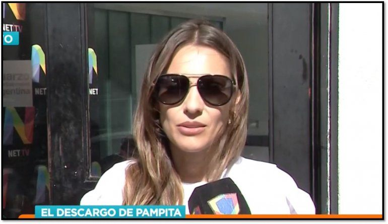 Pampita, a un año de ser echada de Telefe, lo recuerda: Me sentía un títere del minuto a minuto
