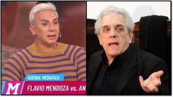 Flavio dio detalles de su pelea con Gasalla y deslizó que no está bien de salud: Es un infeliz