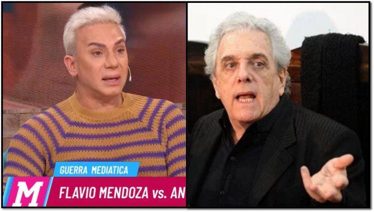 Flavio dio detalles de su pelea con Gasalla y deslizó que no está bien de salud: Es un infeliz, lo que dijo sobre mi hijo no se puede repetir