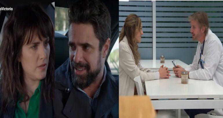 Empiezan las historias de amor en Pequeña Victoria entre Manuel y Jazmín, y Emma con Antonio