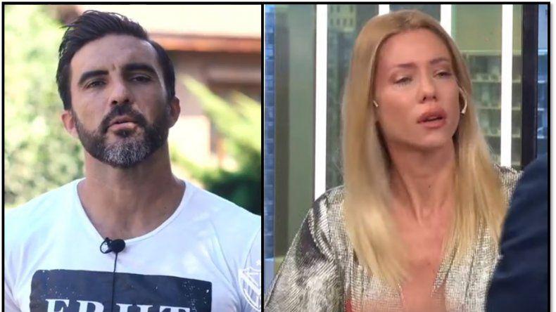 Fabián Cubero se refirió al llanto y a las declaraciones de Nicole Neumann