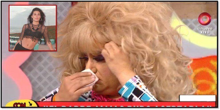 La Barby se emocionó al recordar a Cris Miró: Viví todo eso, y se sufrió mucho
