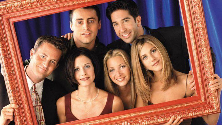 Para celebrar el aniversario de Friends, los actores se sumaron posteando en simultáneo un mensaje muy especial