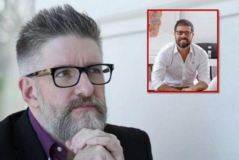El romance blanqueado de Luis Novaresio y su novio: ¿Quién es el joven amor del periodista?