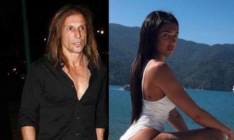 ¡Ya no se esconden! Las primeras imágenes de Claudio Caniggia y su novia, Sofía Bonelli