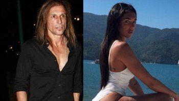 ¡Ya no se esconden! Las primeras imágenes de Claudio Caniggia y su novia