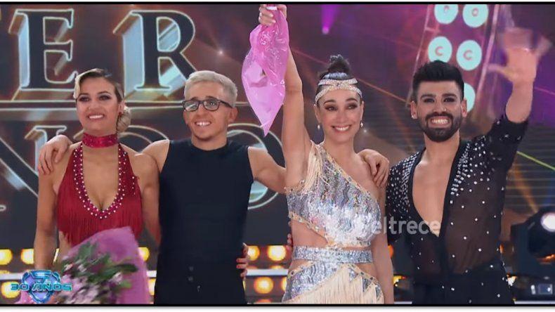 Otra noche de eliminación en el Súper Bailando: se fueron Mora Godoy y Rodrigo Noya
