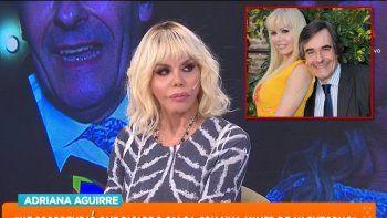 Adriana Aguirre contó que tenía pareja abierta con Ricardo: Me defraudó