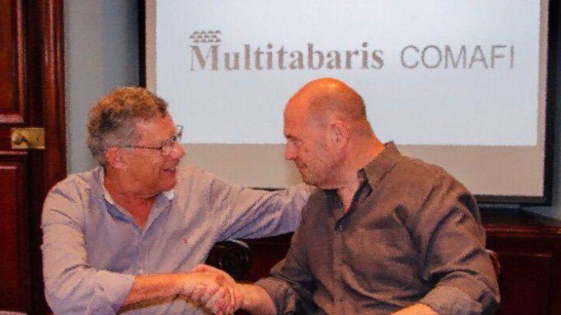 El Multitabaris y Banco Comafi extendieron su acuerdo hasta el año 2022