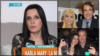 Apareció Mary