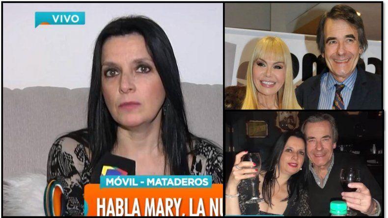 Apareció Mary, la tercera en discordia entre Adriana Aguirre y Ricardo García: Ricardo encontró la pasión conmigo