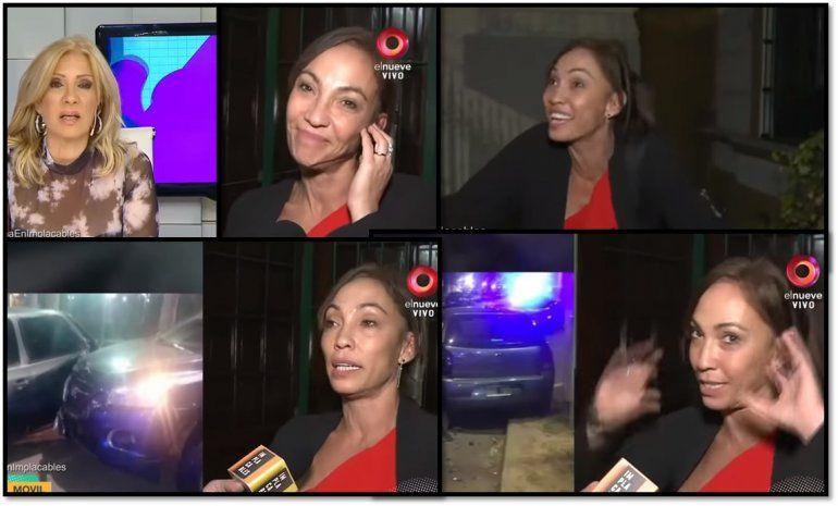 Se dijeron de todo: Roccasalvo y Ernestina País a los gritos en un móvil