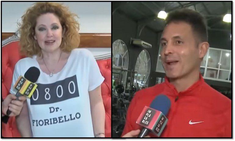 Andrea del Boca adelantó cómo será la serie que protagonizará junto al Dr. Fioribello: Tendrá escenas de violencia y romance