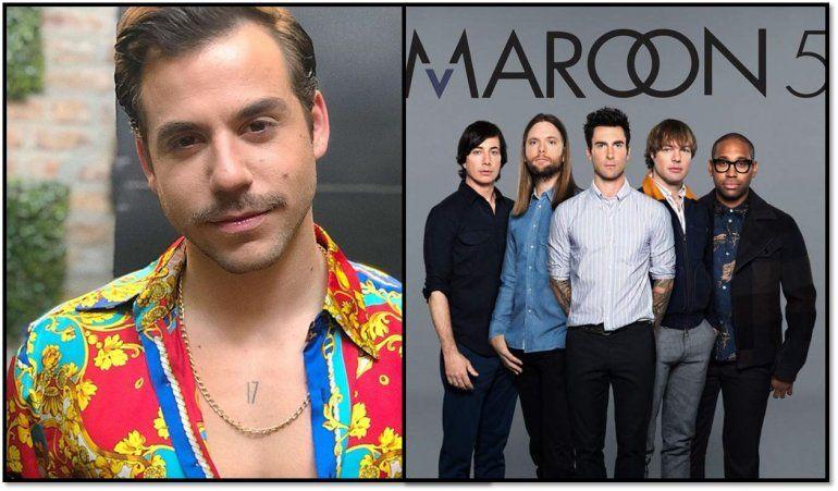 Se subió al pony: Fer Dente denuncia que Maroon 5 le habría plagiado parte de su tema Voy