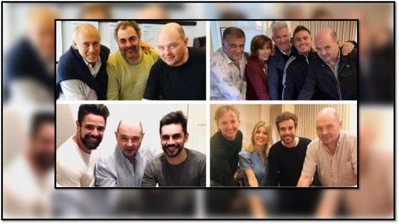 Rottemberg arma la temporada con Luciano castro, Carmen, Laurita y Cabré sin firmar contrato y usando el dedo