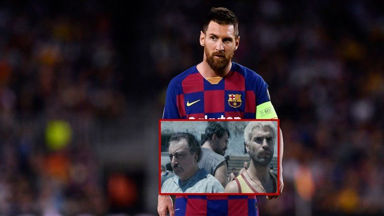 Messi reveló que es fan de El Marginal
