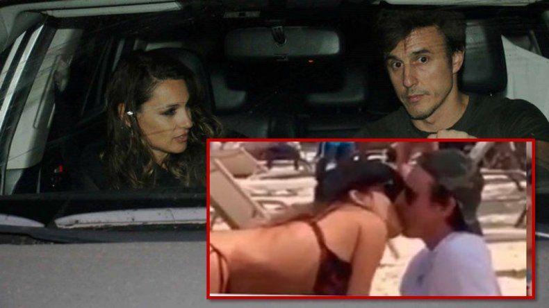 A solo dos meses de noviazgo, Pampita se casa con Roberto García Moritán