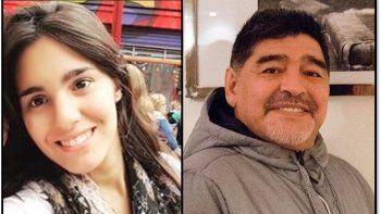 la historia de magali, la supuesta septima hija de diego maradona
