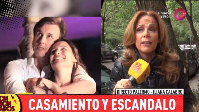 Después de decirle mucamita por su boda, Iliana Calabró la siguió matando: Ella es brava e hiriente