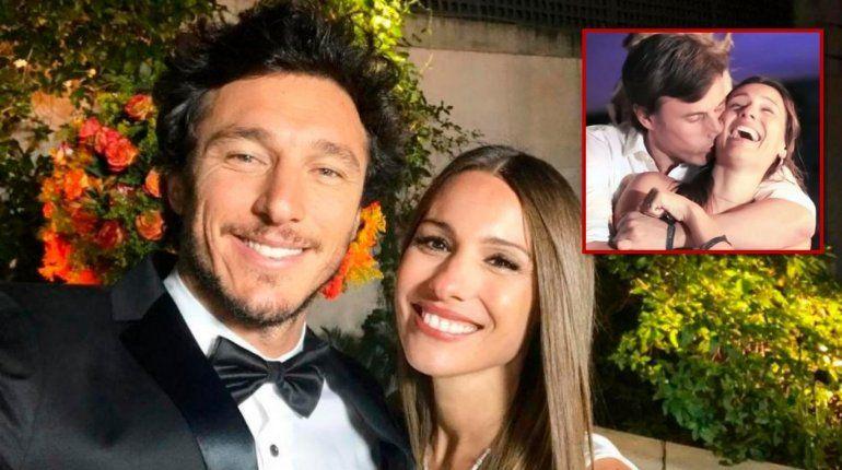 Pico Mónaco habló de la sorpresiva boda de Pampita con García Moritán
