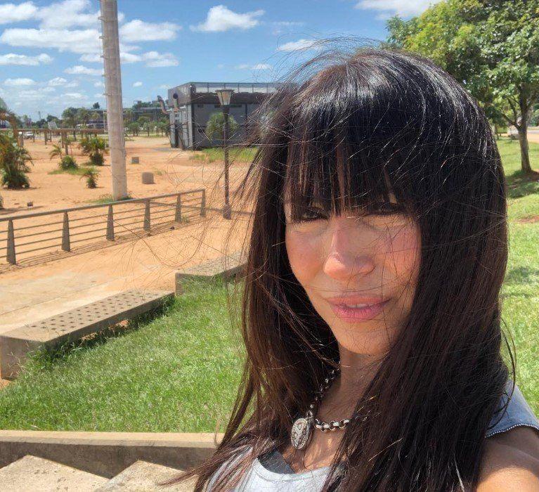 Escalofriante: Marixa Balli cayó de cinco metros de altura y está internada