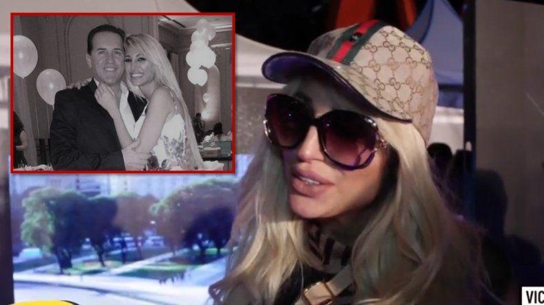 Sigue el escándalo: Vicky Xipolitakis acusó a su ex de haber querido desalojarla de su departamento