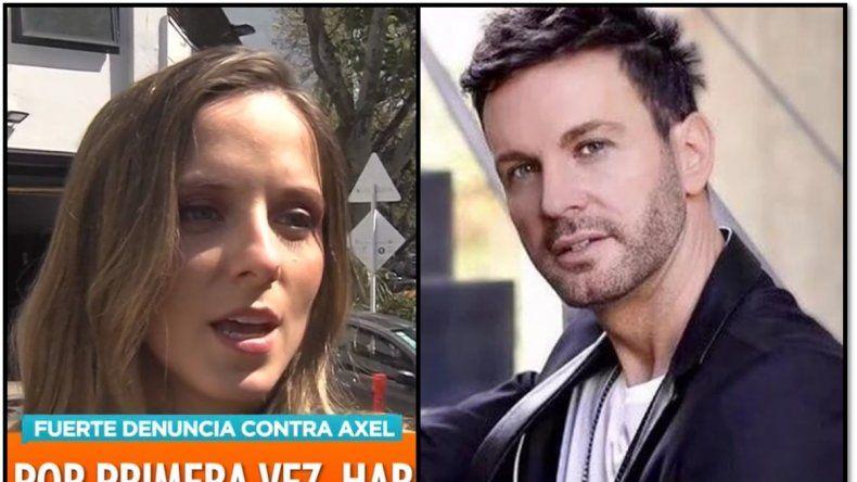 La periodista Paula Galloni habló de su denuncia a Axel y reveló su estrategia