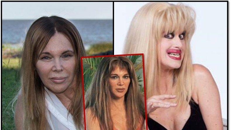 Patricia Sarán reveló que Juana Molina se le insinuó y por despecho la ridiculizó con un personaje