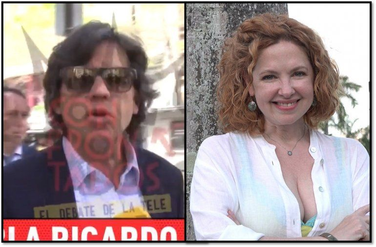 Por primera vez habló Ricardo Biasotti después del cara a cara con Andrea del Boca: Quiero estar cerca de mi hija