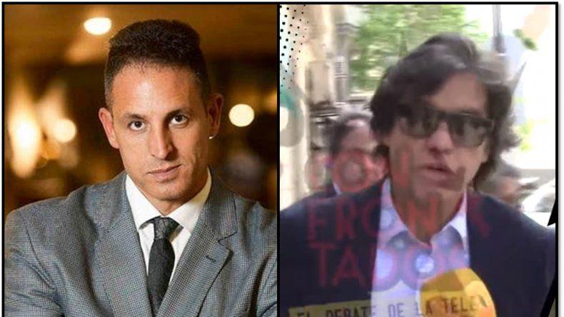 ¿Cómo fue el encuentro entre Ricardo Biasotti y el abogado de Andrea del Boca, el Dr. Fioribello?