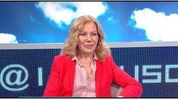 Cecilia Roth disparó contra Mirtha Legrand: Hace mucho que no me invita a su programa