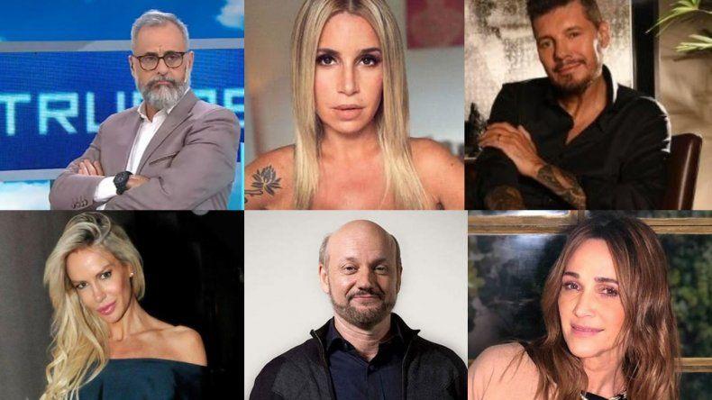 Los mensajes de los famosos en las elecciones presidenciales