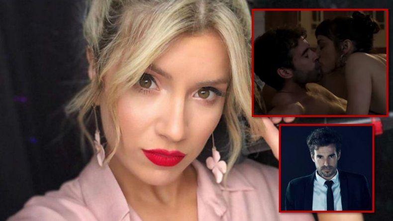 Laurita Fernández opinó sobre las escenas de sexo de Nicolás Cabré