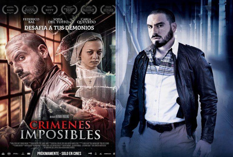 La crítica destruyó a la película de Fede Bal, Crímenes imposibles: dicen que lo imposible es la película