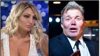 Tremendo cruce en vivo entre Vicky Xipolitakis y Fernando Burlando: llanto