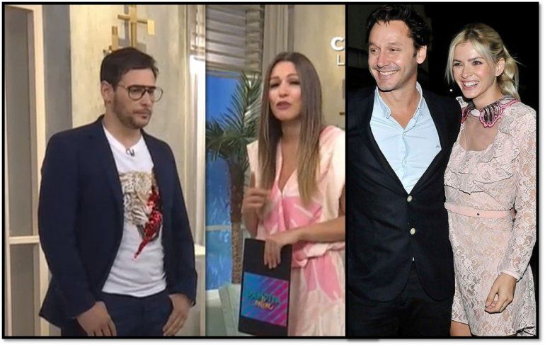 ¿Qué dijo Pampita cuando le preguntaron si invitó a Vicuña y la China Suárez a su casamiento?