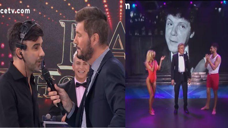 La disputa por el personaje de Freddy Villarreal entre Luciana Salazar y la producción de Showmatch, luego del fallido homenaje a Emilio Disi