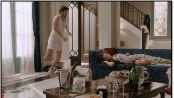 Por primera vez en Atav se vio al personaje de Benjamín Vicuña sin la pierna: ¿Cómo se hizo el truco?